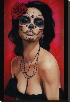 Hubba, hubba. Isabella Muerta by Daniel Esparza
