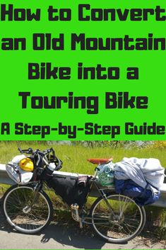 Bicycle touring is an activity that I had been wanting to get into for a long time. One thing stopping me was the high initial cost of a touring bike and gear. Buying an old mountain bike and converting it seemed to be the cheapest way to get into the sport. In this article I will explain, step by step, how I converted my old 80s mountain bike into a touring bike. #BicycleTouring #Bikepacking #Schwinn