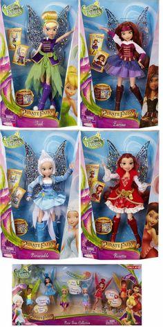 the pirate fairy movie dolls    dopo quattro stagioni e un disney channel original movie buona fortuna ...