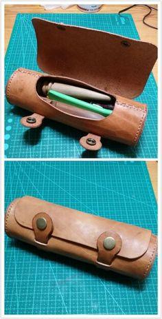 Pencil Bag // Contact Method** Line: Baraasah