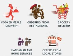 The service defining itself using phrase of on demand delivery of your belongings. Send any type of document or luggage to your home or office easily.