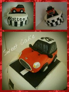 cake...car ..mini one