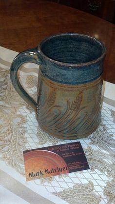 Mug by Brush Creek Pottery