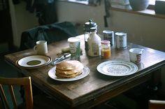 breakfast Breakfast Cookies a healthy, summer flat-belly-food snack breakfast. Breakfast Pancakes, Morning Breakfast, Breakfast Recipes, Snack Recipes, Flat Belly Foods, Healthy Summer, Food Styling, Healthy Snacks, Food Photography