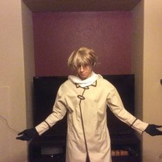 I might also add that the suit was homemade by myself. #russia #russiacosplay #hetalia #hetaliarussia #hetaliacosplay #anime #animecosplay #cosplay #cosplayer #cosplaying