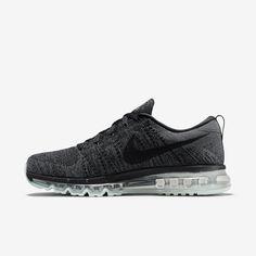 Nike FlyKnit AIR MAX Black