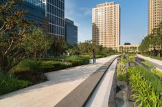 5-Sweeping-water-feature « Landscape Architecture Works | Landezine