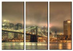 Picture Sensations Framed Huge 3-Panel New York Skyline Brooklyn Bridge Giclee Canvas Art by Picture Sensations, http://www.amazon.com/dp/B00D8Z9MLC/ref=cm_sw_r_pi_dp_nnydsb08AC1EP