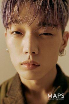 """Bobby for MAPS magazine October issue Yg Ikon, Ikon Kpop, Bobby, Bm Kard, Winner Ikon, Jay Song, Ikon Debut, Kim Ji Won, Asian Babies"