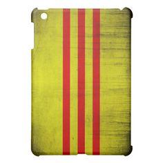 Grunge Flag of Vietnam iPad Mini Case Ipad Mini Cases, Ipad Case, Vietnam Flag, Black Grunge, Ipad 1, Phone Cases, Flags, Cover, Phone Case