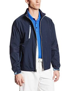 Zero Restriction Mens Pinnacle Lightweight 3Layer Rain Jacket NavyCarolina Large >>> You can find more details by visiting the image link.