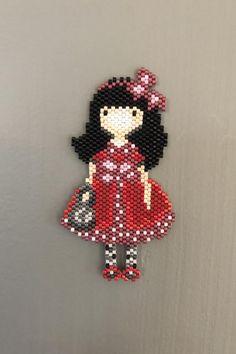Diagramme tissage perles miyuki poupée / tissage miyuki / | Etsy