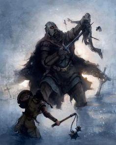 Mythos Society Guide to New England: Bonus Monster - Wodenlithi Draug! | d-infinity