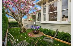 Love the landscaping.  Villa - Auckland, New Zealand