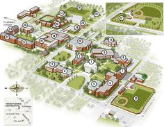 Ky State University Campus Map on campbellsville university campus, georgetown college campus, ky state tourist attractions,