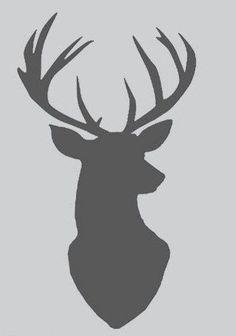 deer stencil Nordic scandinavian template card making plaque design Mylar stencils silhouette stag deer chic – Skin Care Tips Deer Stencil, Stencils, Air Brush Painting, Fabric Painting, Dark Fantasy Art, Hirsch Silhouette, Stencilling Techniques, Flower Structure, Plaque Design