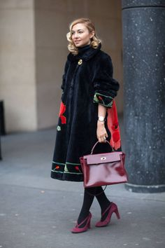 Rue de Chic: All of the best street style looks from Paris Couture Week.