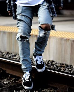 I need more ripped jeans for fall