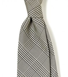 Woven End on End 7cm Silk Tie - Ties - Sale - Drakes London