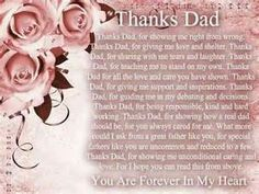 ~ For You Dad,Thanks For Being A Great Dad-Forever In Our Hearts, Love Kathy & Faye