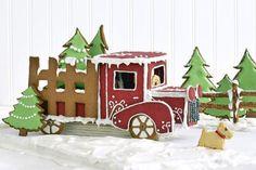 Red Pickup Truck  - GoodHousekeeping.com