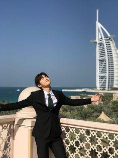 Suho #DUBAI #2018 #EXO
