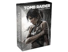 Jeu SQUARE ENIX Tomb Raider Edition Survival #PS3 #Xbox360