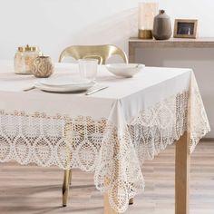 good tapis rond en coton cru dcm maisons du monde aes inspi maison pinterest crochet round with. Black Bedroom Furniture Sets. Home Design Ideas