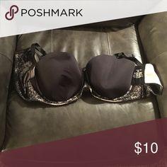 Lacy bra Black lacy bra. Good condition torrid Intimates & Sleepwear Bras