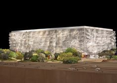 National Art Museum of China competition entry by Frank Gehry #architecture