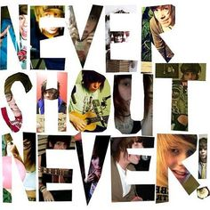 nevershoutnever made by ● gαвι [нєαят] ● ❤ liked on Polyvore