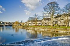 River Kent, Kendal, Cumbria Rule Britannia, Cumbria, Travel Scrapbook, Lake District, Great Britain, Bridges, Yorkshire, Lakes, Kendall