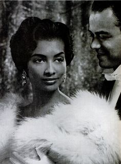 "vintageblack2: ""  The first well-known black model, Helen Williams """