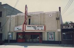 Ritz Theater ~ Rolla Street ~ Rolla MO  Demolished @1990 maybe a bit later