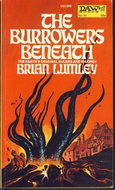Brian Lumley, The Burrowers Beneath
