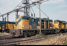RailPictures.Net Photo: CNW 1564 Chicago & North Western Railroad EMD GP7 at Melrose Park, Illinois by Marty Bernard