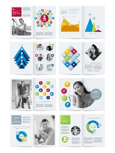 White Pages on the Behance Network — Designspiration