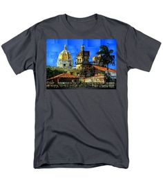 Men's T-Shirt (Regular Fit) - Cartagena Colombia