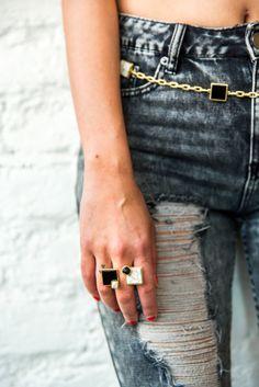 Karuna Ezara Parikh for Zariin Featuring Day & Night collection - Real Women, Silver Rings, Jewelry, Fashion, Jewellery Making, Moda, Jewelery, Jewlery, Fasion
