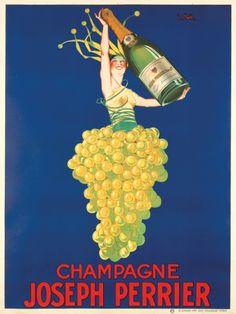 J. Stall, Champagne Joseph Perrier, 1929
