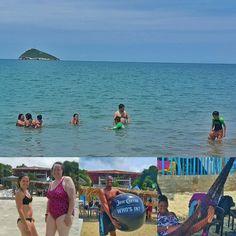 Asi se disfruta en Tortugas Beach Bar