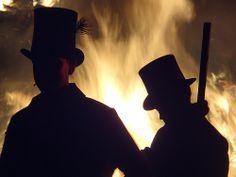 Fletching Bonfire 2013 016