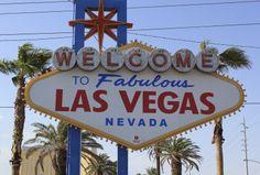 Las Vegas Sign, Las Vegas Nevada