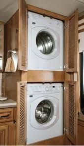 Image Result For Diy Washer Dryer Stacking Kit Laundry Room