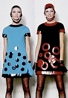Fashion Space Age Pierre Cardin 18 Ideas For 2019 Space Fashion, 60s And 70s Fashion, 60 Fashion, Fashion Mode, Fashion History, Retro Fashion, Vintage Fashion, Retro Mode, Vintage Mode