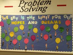 The sky is the limit for our hopes and dreams