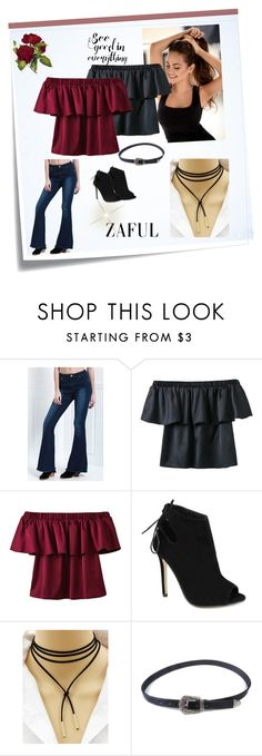 """""""For Fashion Lovers/Zaful 11"""" by rose-99 ❤ liked on Polyvore featuring Post-It and vintage"""