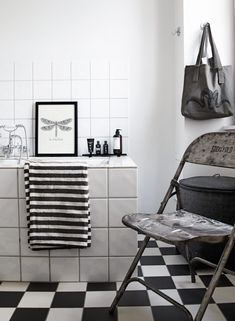Un intérieur scandinave usé et patiné | | PLANETE DECO a homes worldPLANETE DECO a homes world