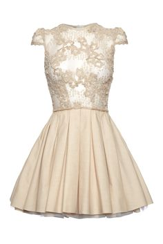 Cafe Creme Sequin Dress