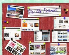 9 Sites Similar To Pinterest.